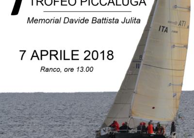 Locandina Trofeo Piccaluga